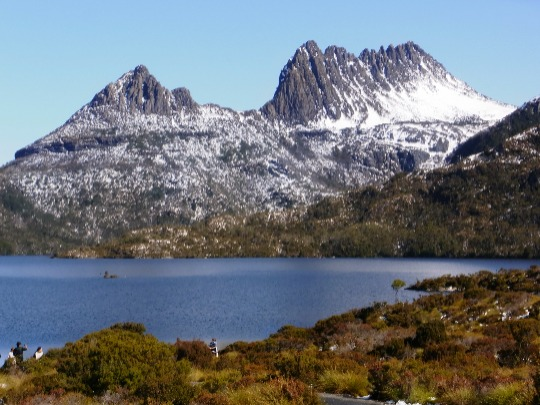 An 11-day walking tour visiting many of Tasmania's Northern and Eastern wilderness national parks and reserves and featuring a variety of walking landscapes (alpine, sub-alpine or coastal) grades (challenging or moderate)and gradients (steep or level/undulating). Several destinations offer a variety of walks to suit a range of fitness levels and routes can be varied to suit. The tour commences with an unforgettable cruise on Macquarie Harbour to contrast and vary the style and pace of the subsequent walking activities and concludes with an exciting seaplane flight from the Tasman Peninsula*. The tour is fully catered and accommodation is provided in twin-share facilities.  *minimum numbers apply